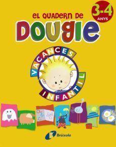 QUADERN DOUGUIE 3-4 ANYS