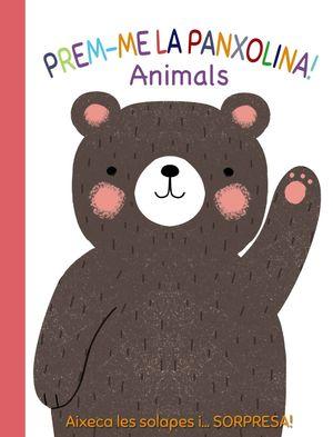 PREM-ME LA PANXOLINA! ANIMALS
