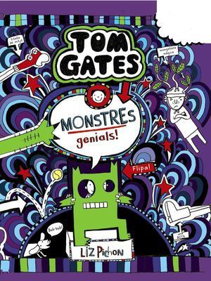 TOM GATES 15: MONSTRES GENIALS!