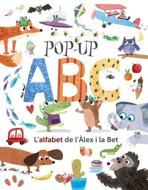 POP-UP ABC: L'ALFABET DE L'ÀLEX I LA BET