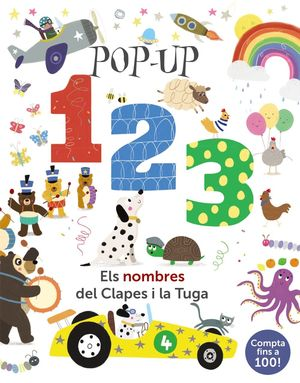 POP-UP 123: ELS NOMBRES DEL CLAPES I LA TUGA