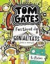 TOM GATES 3: FESTIVAL DE GENIALITATS (MÉS O MENYS)