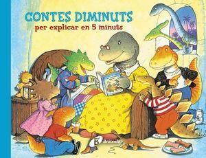 CONTES DIMINUTS PER EXPLICAR EN 5 MINUTS
