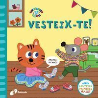 VESTEIX-TE!