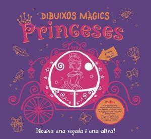 DIBUIXOS MÀGICS PRINCESES