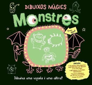 DIBUIXOS MÁGICS MONSTRES