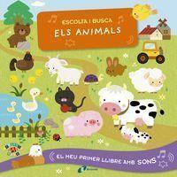 ESCOLTA I BUSCA ELS ANIMALS