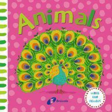 LLIBRE AMB RELLEUS: ANIMALS