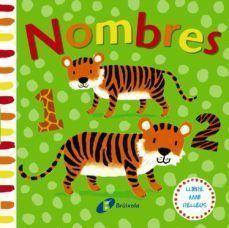 LLIBRE AMB RELLEUS: NOMBRES