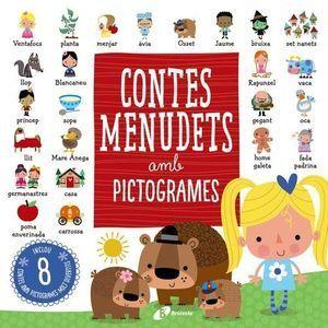 CONTES MENUDETS AMB PICTOGRAMES