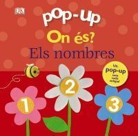 POP-UP ON ÉS?. ELS NOMBRES