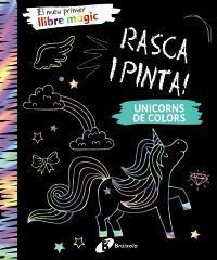 RASCA I PINTA: UNICORNS DE COLORS