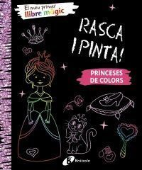 RASCA I PINTA PRINCESES DE COLORS