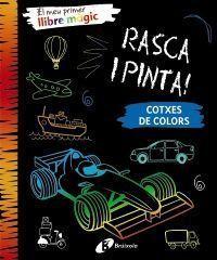 RASCA I PINTA: COTXES DE COLORS
