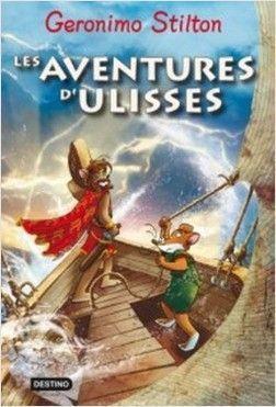 GERONIMO STILTON CLÀSSICS: LES AVENTURES D'ULISSES