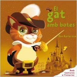 CLÀSSICS AMB TEXTURES: EL GAT AMB BOTES