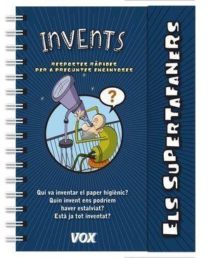 ELS SUPERTAFANERS: INVENTS
