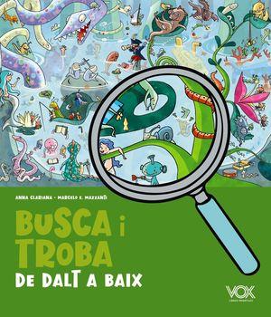 BUSCA I TROBA: DE DALT A BAIX