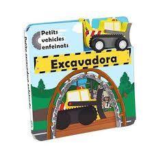 PETITS VEHICLES ENFEINATS: EXCAVADORA