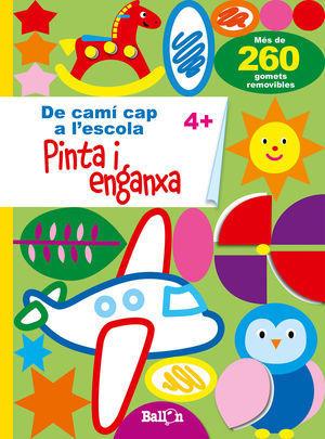 PINTA I ENGANXA 4+