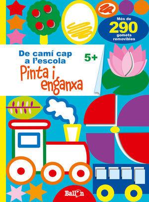 PINTA I ENGANXA 5+