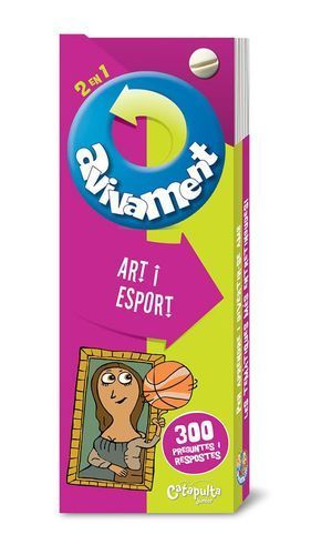 AVIVAMENT 2 EN 1: ART I ESPORT