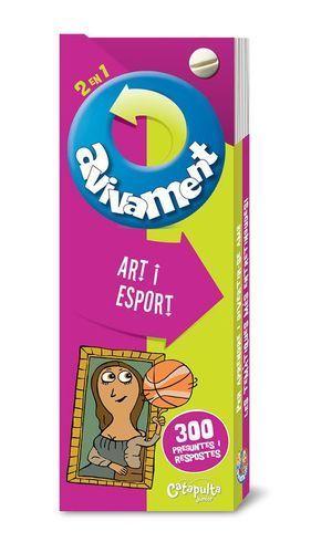 AVIVAMENT: ART I ESPORT